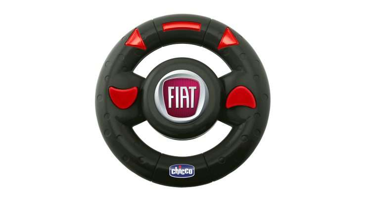 Telegeleide Fiat 500 Speelgoed Chicconl