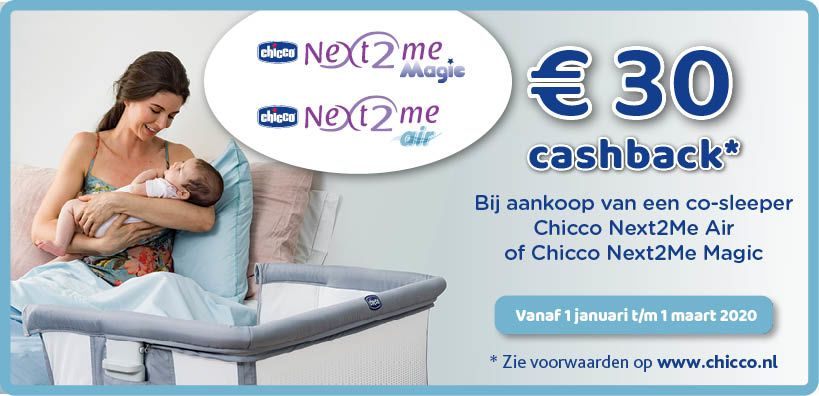 CHICCO Cashback Next2MeAir 2020 NEDERLAND 393x190 HD